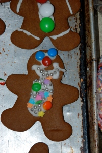 Gingerbread Close-up